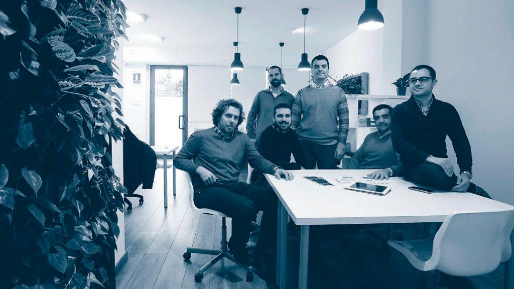 El equipo de Terapia Urbana